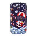 Santa Claus in the Air Back Case for Samsung Galaxy S3 I9300