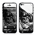 Da Code ™ Skin for iPhone 5/5S: Ink Drop (Abstract Series)