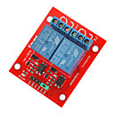 2 Channel 5V High Level Trigger Relay Module for (For Arduino) (Works with Official (For Arduino) Boards)