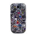 Multiple Elements TPU IMD Soft Case for Samsung Galaxy S3 I9300