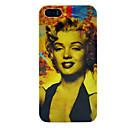 Marilyn Monroe Pattern Plastic Hard Case for iPhone 5/5S