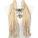 gioielli sciarpe del pendente di fascino e impacchi, 12 colors.NL-1790i, j, k, l