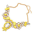 Candy Color Statement Necklace