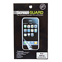 Professional Mirror LCD Film Gurad Set with Cleaning Cloth for iPhone 5/5S
