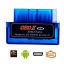 Portable Mini V1.5 ELM327 OBD2/OBDII Bluetooth Auto Car Scanner Diagnostic Tool for Android