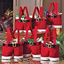 Santa Pants Style Christmas Candy Gift(1 PCS)