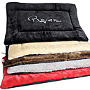 Buffy Print Fine Fleece Warm Pad Mat for Pets Dogs (Assorted Colors, Sizes)