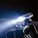 5 LED Bicycle Black Safety Front Light