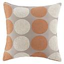 """18 """"Squard punto de la manera de chenilla poliéster texturizado decorativo almohada cubierta"""