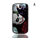 Car Series Pattern Hard Case with 3-Pack Screen Protectors for Samsung Galaxy S3 I9300