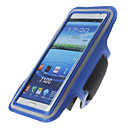 Outdoor Sports Convenient Protective Armband for Samsung Galaxy Note2 N7100 (Blue)