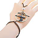 Lureme The Hunger games Birds Charm with Ring Bracelet