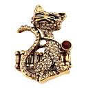 Fashion Cat Ring(Random Color,Size 9)