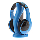 Hi-fi Stereo Wireless Comfortable Headphone Blue