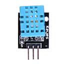 (For Arduino) Compatible DHT11 Digital Temperature Humidity Sensor Module - Black  Blue