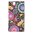Image For Special Abstract Pattern Soft Protective Case for SONY L36H