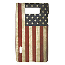 Image For National Flag of American Soft Protective Case for LG L7/P705