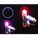 Coloful lampe LED pour voiture Roue de bicyclette de moto