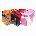 Colori assortiti in pelle Puppy Carrier borsa per Animali Cani (colori assortiti)