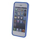 Universal color sólido transparente de parachoques del capítulo para el iPhone 5C (colores surtidos)