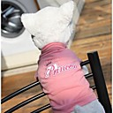 Pet Cotton Super Pink Tender And Lovely T Shirt for Pets Dogs (Assorted Sizes)
