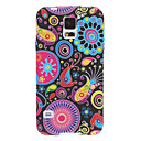 Nationality Painting Pattern TPU Soft Protective Back Case Cover for Samsung Galaxy S5 I9600