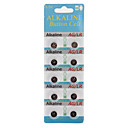 AG/LR 1.5V Alkaline Watch Battery (AG5,10pcs)