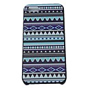 Blue Tribal Design Hard Case for iPhone5/5S