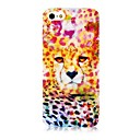 Colorful Leopard Pattern Silicone Soft Case for iPhone4/4S