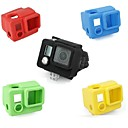 G-253 High Quality Silicone Protective Case for Gopro Hero3 / Hero3 Plus