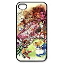 Zombie Princess Belle Pattern Plastic Hard Case for iPhone 4/4S