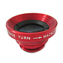 Clip-on 0.67X Wide Angle  Macro Lens for iPhone / Samsung  More