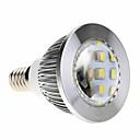 E14 5W 20x2835SMD 370-430LM 5500-6500K Cool White LED Corn Lights(AC 220-240)
