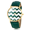 Womens Watch Fashion Wave Pattern