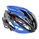 FJQXZ Ultralight 26 Vents PCEPS Blue Cycling Helmet