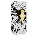 Eagle Pattern Silicone Soft Case for iPhone5/5s