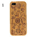 High Class Wood Case for iPhone 5/5S(Assorted Color)