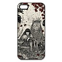 Daenerys Targaryen in Game of Thrones Pattern Plastic Hard Case for iPhone 5/5S