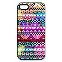 Custom Girly Floral Tribal Andes Aztec Printed Pattern Plastic Hard Case for iPhone 5/5S
