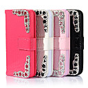 Solid Color Crystal Surface Full Body Case for iPhone 5/5S(Assorted Color)