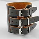 Fashion Multilayer Wide Leather Bracelet