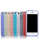 Solid Color Brushed TPU Soft  Case for iPhone 6 (Assorted Colors)