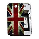 Retro UK flag PC Hard Battery Back Cover Housing for Samsung Galaxy Note 2 N7100