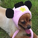 Cute Design Virgo Pattern Hats with Mesh for Pets Cats Dogs(Assorted Sizes)