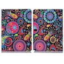ENKAY Jellyfish Pattern Protective PU Leather Case for Samsung Galaxy  Note 10.1 2014 Verson P600