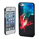 Space Galaxy Cute Pattern Plastic Hard Case for iPhone 5/5S