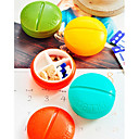 Portable Lovely and individualized Medicine Case(Random Color)