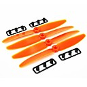 Orange 5030 Propeller(2Cw2CCW)-Direct Drive Props,Two Blade Propeller (ABS)for Multicopter