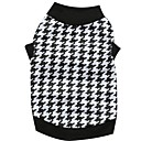 Lovely Swallow Gird Pattern 100% Cotton Vest for Pets Dogs (Assorted Sizes)