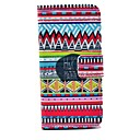 Hakuna Matata Tribal Design Full Body Case with Stand and Card Slot and Money Holder for iPhone 5/5S